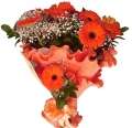 Bouquet com gérberas