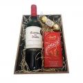 Box com vinho I