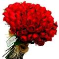 Buque com 30 rosas nacionais